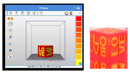 Da vinci printer from xyzprinting